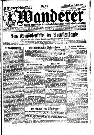 ˜Derœ Oberschlesische Wanderer on Mar 11, 1925