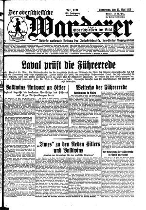 ˜Derœ Oberschlesische Wanderer on May 23, 1935