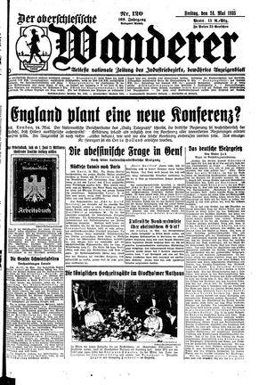 ˜Derœ Oberschlesische Wanderer on May 24, 1935