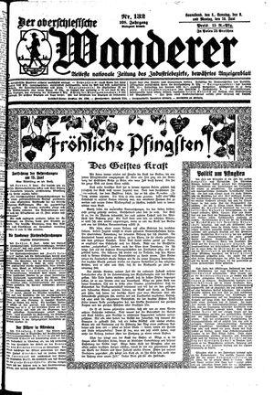 ˜Derœ Oberschlesische Wanderer vom 08.06.1935