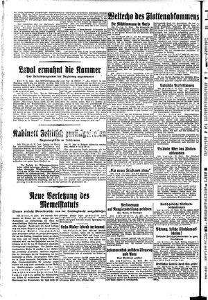 ˜Derœ Oberschlesische Wanderer vom 21.06.1935