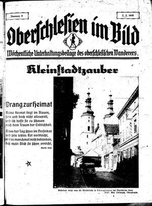 Oberschlesien im Bild vom 07.02.1935