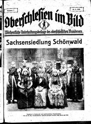 Oberschlesien im Bild vom 14.02.1935