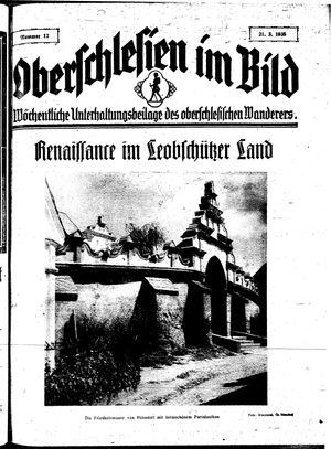 Oberschlesien im Bild on Mar 21, 1935