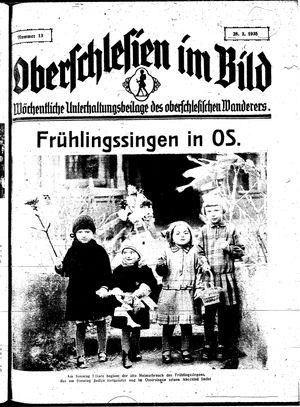 Oberschlesien im Bild vom 28.03.1935