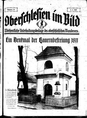 Oberschlesien im Bild vom 04.04.1935