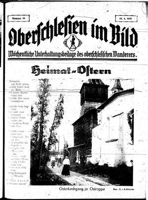 Oberschlesien im Bild vom 18.04.1935