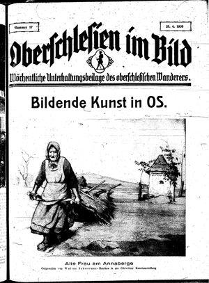 Oberschlesien im Bild vom 25.04.1935