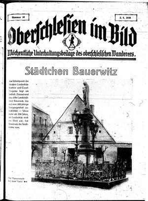 Oberschlesien im Bild vom 02.05.1935