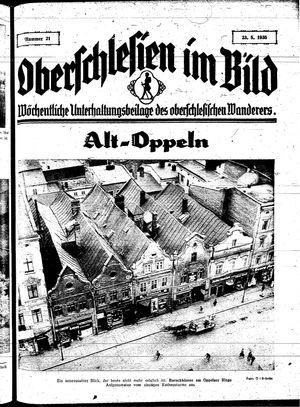 Oberschlesien im Bild on May 23, 1935