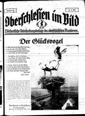 Oberschlesien im Bild vom 31.05.1935