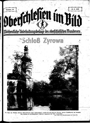 Oberschlesien im Bild vom 13.06.1935