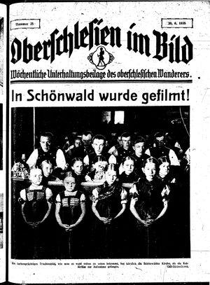 Oberschlesien im Bild vom 20.06.1935