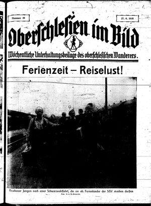 Oberschlesien im Bild vom 27.06.1935