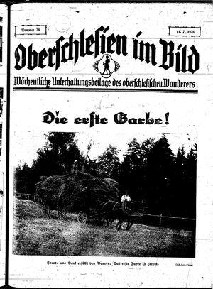 Oberschlesien im Bild vom 11.07.1935