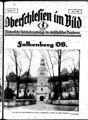 Oberschlesien im Bild vom 18.07.1935