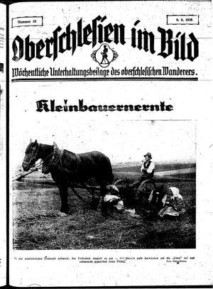 Oberschlesien im Bild vom 08.08.1935