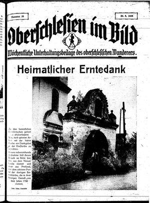 Oberschlesien im Bild vom 29.08.1935