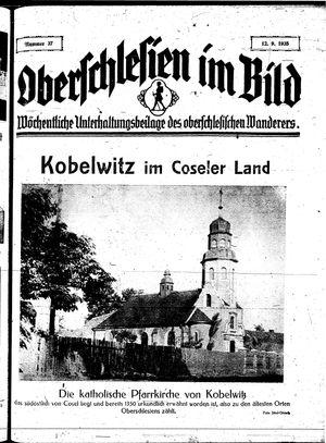 Oberschlesien im Bild on Sep 12, 1935
