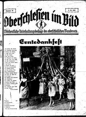Oberschlesien im Bild vom 03.10.1935