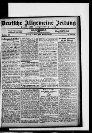 Deutsche allgemeine Zeitung vom 05.03.1920