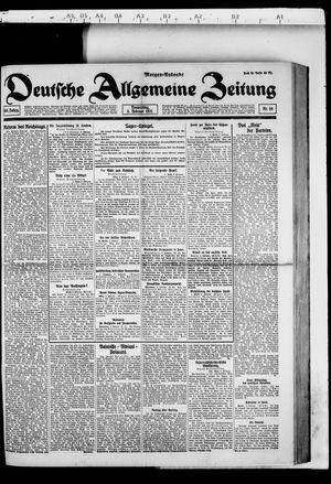Deutsche allgemeine Zeitung vom 03.02.1921