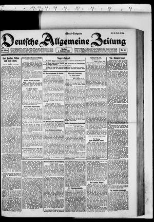 Deutsche allgemeine Zeitung vom 04.02.1921
