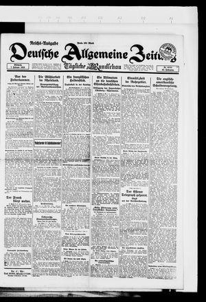 Deutsche allgemeine Zeitung vom 07.02.1923