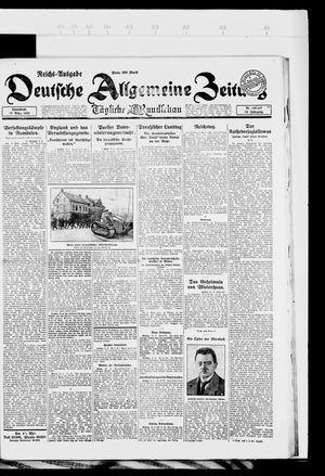 Deutsche allgemeine Zeitung vom 17.03.1923