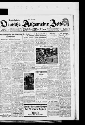 Deutsche allgemeine Zeitung vom 24.03.1923