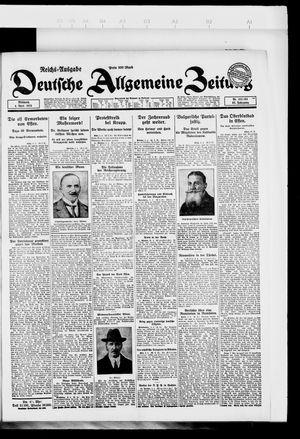 Deutsche allgemeine Zeitung vom 04.04.1923