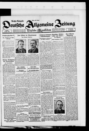 Deutsche allgemeine Zeitung vom 08.04.1923