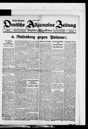 Deutsche allgemeine Zeitung vom 17.04.1923