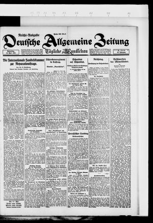 Deutsche allgemeine Zeitung vom 19.04.1923