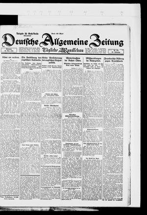 Deutsche allgemeine Zeitung vom 23.05.1923