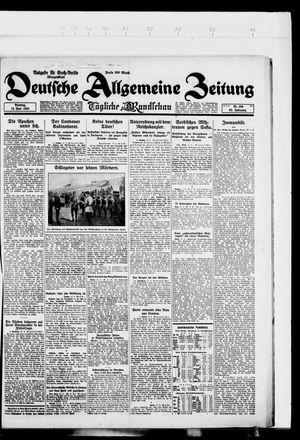 Deutsche allgemeine Zeitung vom 12.06.1923