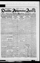 Deutsche allgemeine Zeitung (25.11.1923)