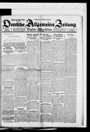 Deutsche allgemeine Zeitung vom 05.03.1924