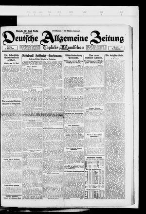 Deutsche allgemeine Zeitung vom 07.03.1924