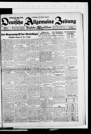 Deutsche allgemeine Zeitung vom 12.03.1924