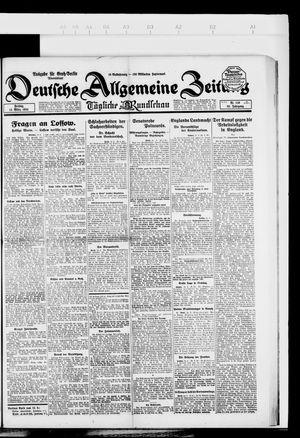 Deutsche allgemeine Zeitung vom 14.03.1924