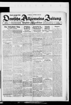 Deutsche allgemeine Zeitung vom 17.03.1924