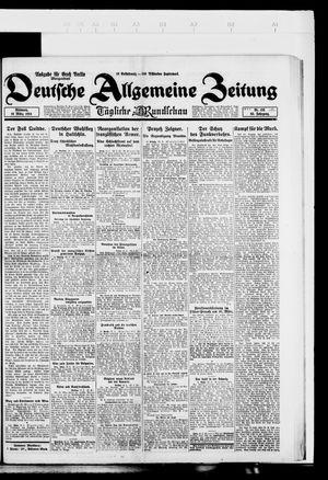 Deutsche allgemeine Zeitung vom 19.03.1924