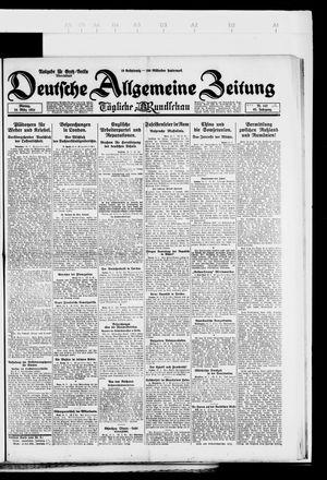 Deutsche allgemeine Zeitung vom 24.03.1924