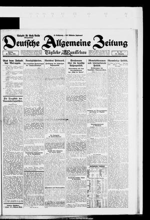 Deutsche allgemeine Zeitung vom 30.03.1924