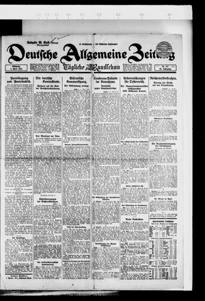 Deutsche allgemeine Zeitung vom 02.04.1924