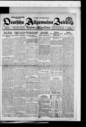 Deutsche allgemeine Zeitung vom 03.04.1924