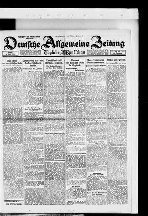 Deutsche allgemeine Zeitung vom 04.04.1924