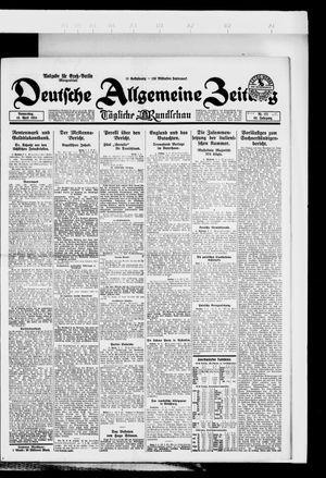 Deutsche allgemeine Zeitung vom 10.04.1924