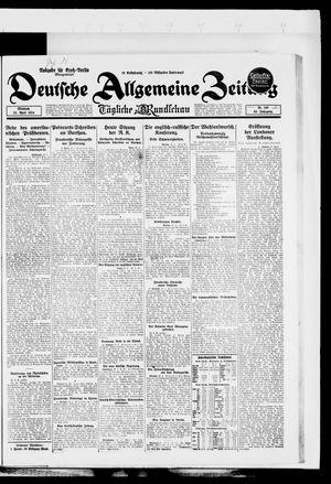 Deutsche allgemeine Zeitung vom 23.04.1924